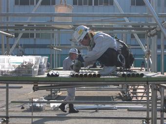 2012年 技能五輪全国大会(長野県諏訪)