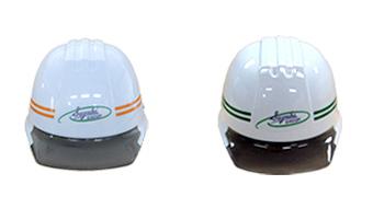 鈴木組 鳶工職長用ヘルメット 鳶工ヘルメット